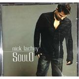 Cd Nick Lachey   Soulo [2003] Ed N Americana   98 Degrees